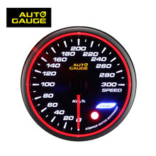 Brand Guaranteed Analyzer Black Face Diesel Racing Led Speedometer For Car