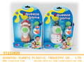 Squeeze snowman sika deer game set toys for kids