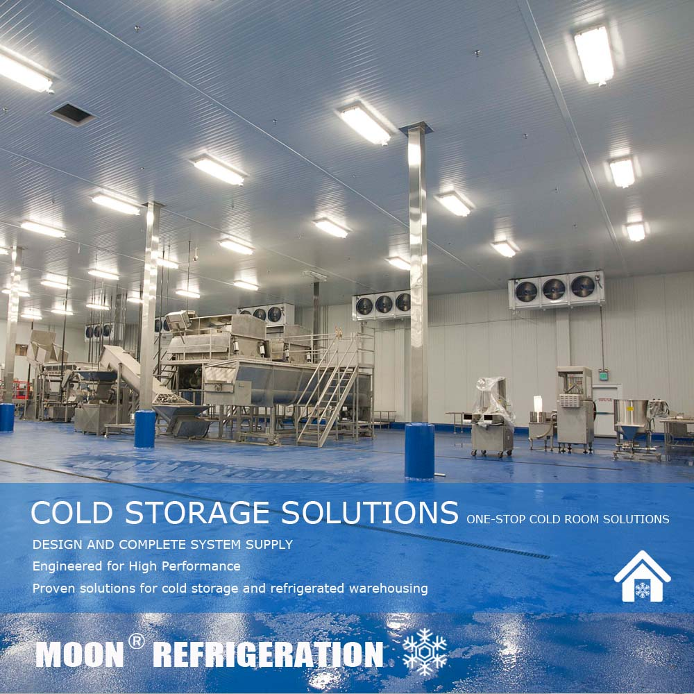 MOON CE cold room for sale