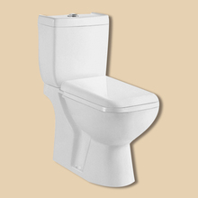 OEM ceramics washdown two piece water closet western toilet standard size