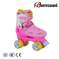 Hot sale high level top quality colorful roller skates