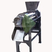 500kg/h capacity fruit and vegetable juicer machine