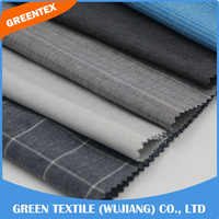 BSC6 cationic polyester 4 way stretch fabric manufacturers