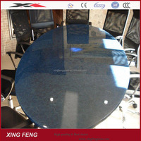 translucent faux blue stone table top 20mm 30mm