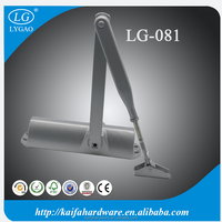 Automatic sliding door closer with ce certification