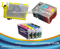 Wholesale price T057/T058 refillable ink cartridge for Epson Stylus ME1/ME100/ME1+ printer