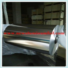 recycled & high precision aluminum foil jumbo roll for food used / large jumbo roll for household free sample hot sale
