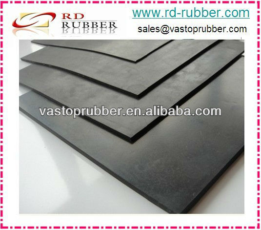 Oil-proof Rubber Sheeting/Oil-resistant Rubber Sheet