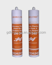waterproof silicone sealant for plastic stainless steel window door