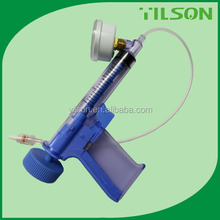 Gun Type Disposable Balloon Inflation Devices
