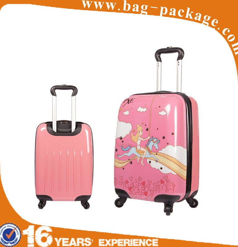 children hard case travel trolley luggage bag for sale