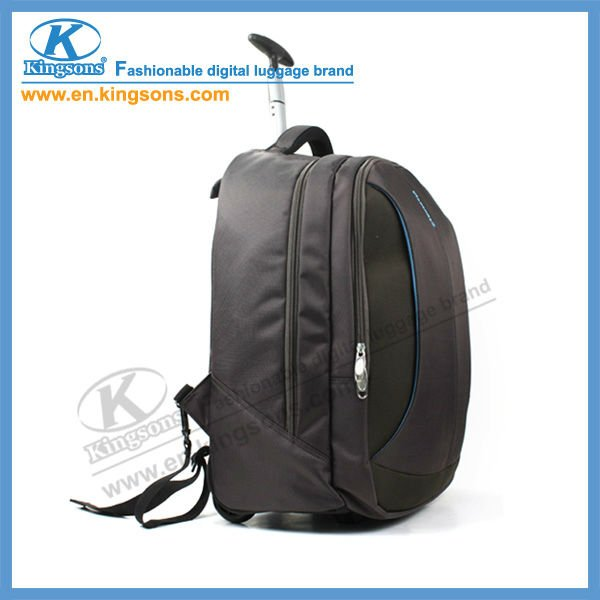 "Newest Kingsons Brand 16.1"" KS6159W Nylon Laptop Trolley Luggage Bag"