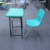 Simple teenage school desks furniture for kids study table chair