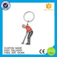 Blank customized logo for promotion gifts keychains