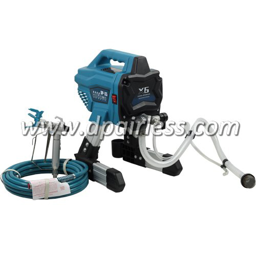 DP-X6 PORTABLE DIY ELECTRICAL Airless Spray Painting Machine