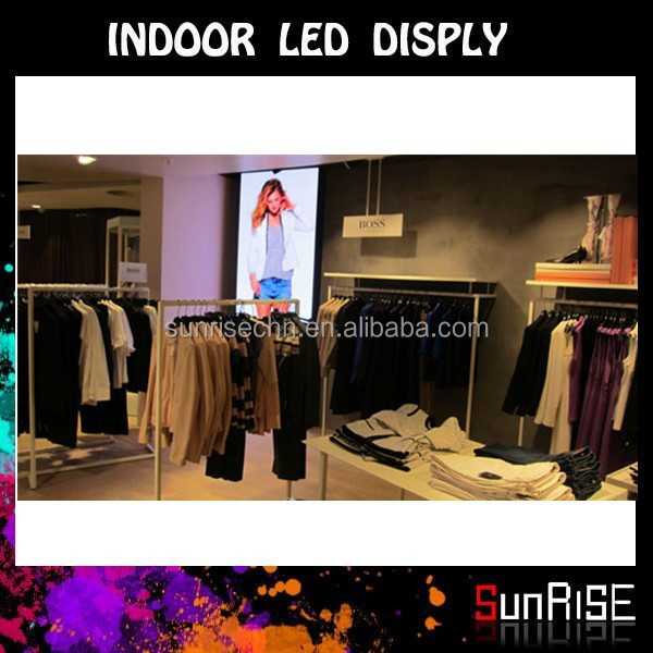 2015 Ali express new product p6 indoor led display P6 Smd Module/led Panel,Led Panel Commerical Advertising indoor led Display,