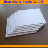 different thickness white PVC FOAM BOARD