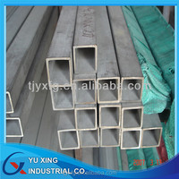 Q235 / SS400 / ST37 / S275JR black square steel pipe