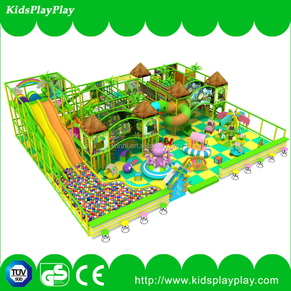 Toddler area indoor playgrounds for kids play centre