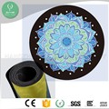 Sports mat eco-friendly mat anti slip round mat