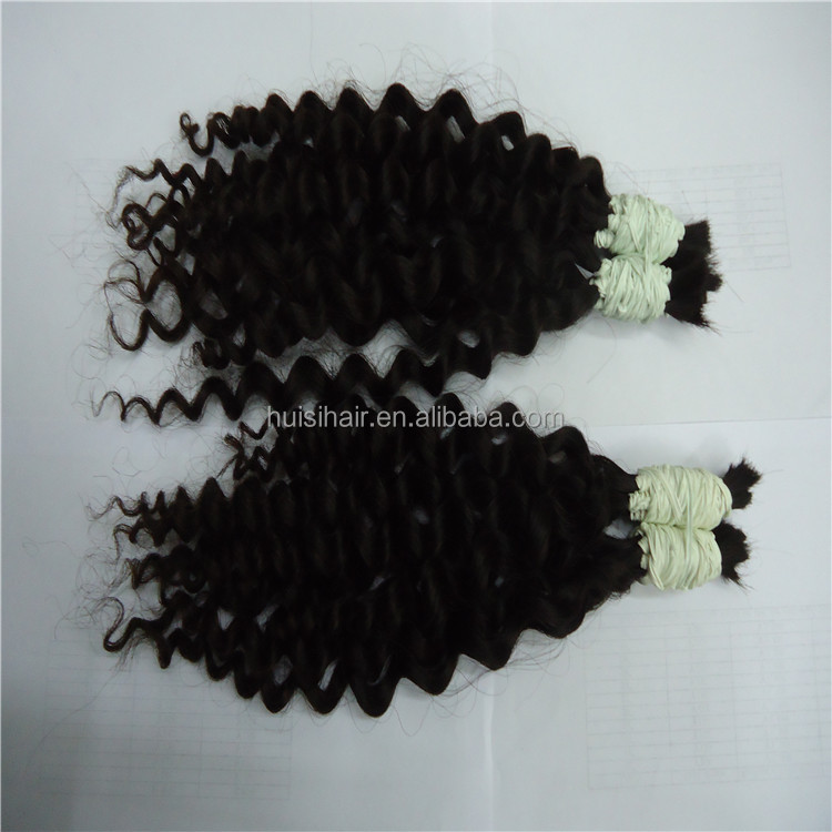 New commodity !Qingdao Huisi huihair Hot Body Wave brazilian hair weaving needles brazilian hair beauty wigs for black women