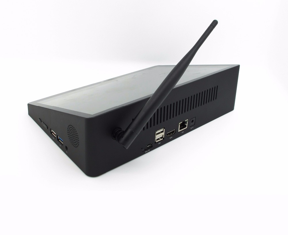 MINI PC Pipo X10 Pro MiniPc 10.8inch Windows10 PIPO X9 X8 Dual Boot Intel Cherrytrail Z8350