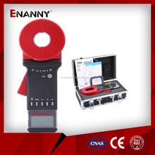 Earth Ground Resistance Clamp Meter Leakage Tester 2in1 DBM2100C+