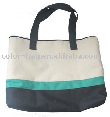 2011 Fashion Canvas Shopping Bag