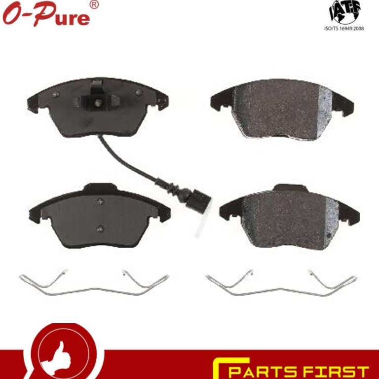 brake pad for A3 10511107 8212D11070 8212D107 car spares parts