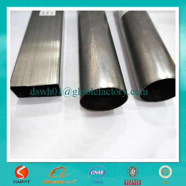 carbon bright annealed cold draw square iron and steel pipe tubular suppliers of metal