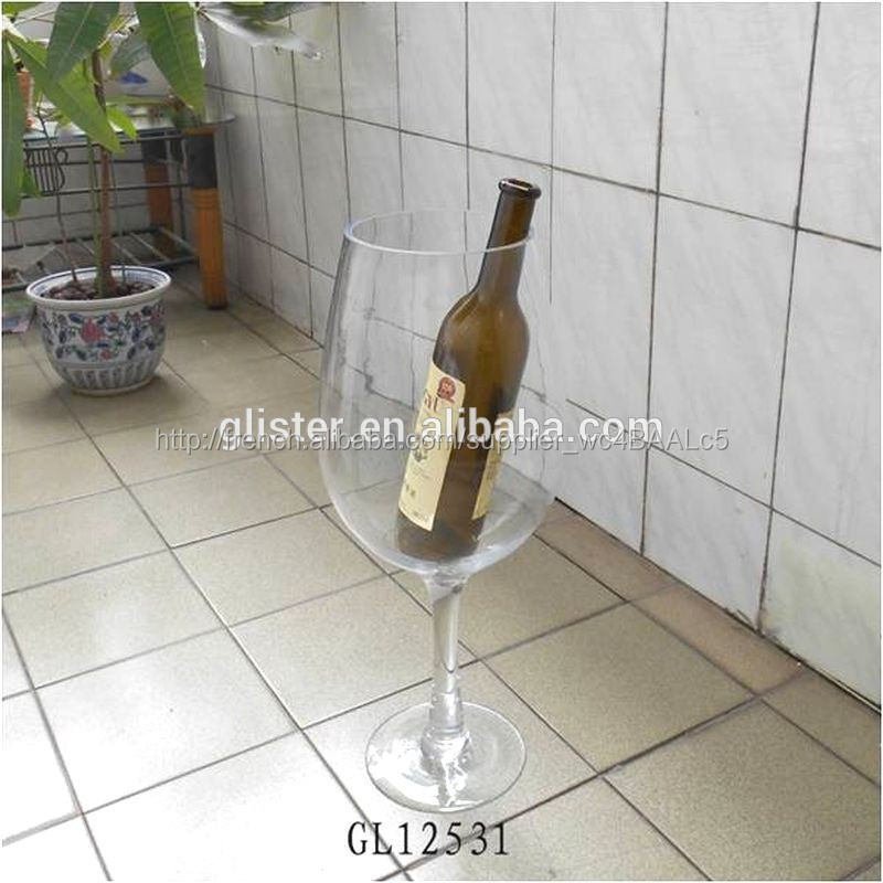 g ants haut vases en verre de vin vases en verre cristal id de produit 500004376492 french. Black Bedroom Furniture Sets. Home Design Ideas