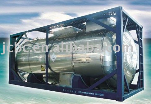 20 feet--18800L Epoxy ethane transportation tank container