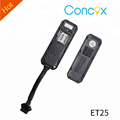 Hot Sales Long Service Life ET25 GPS Tracker Car GPS Tracking
