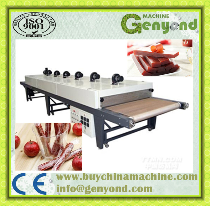 Accurate hawthorn sweetend roll production line/making machine