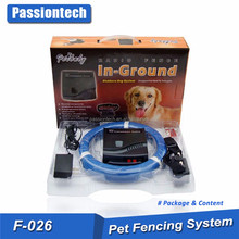 Effective heavy duty no gps dog fence for pet bondary containment control