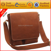 Environment Friendly Goat Skin Barber Bags