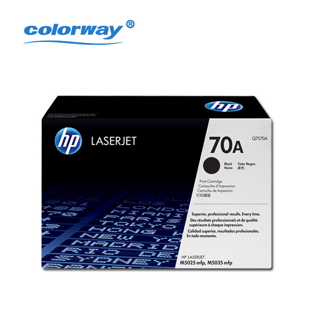 Q7570A HP 70A Black Original HP Toner Cartridge