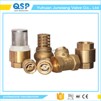 Factory direct sale forged CW671N male thread astm a216 wcb check valve