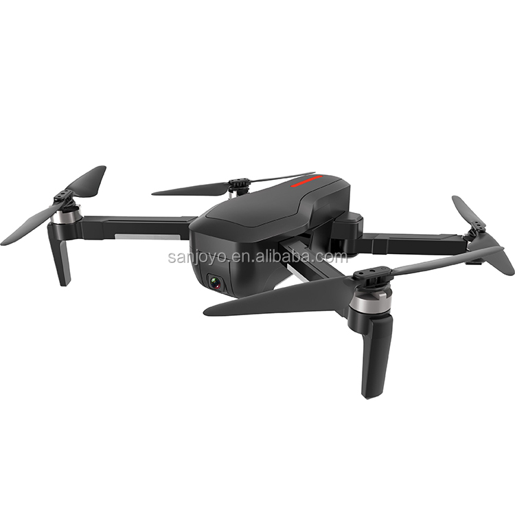 Popular 4K Drone With Brushless Motor 5G WIFI FPV SJY-193GPS