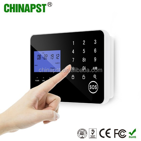 Household/Office <strong>Security</strong> Hot New Products For 2017 Wireless Emergency Function Auto Dial Alarm System PST-PG994CQT