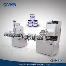 Automatic chemical tin can sealer machine price