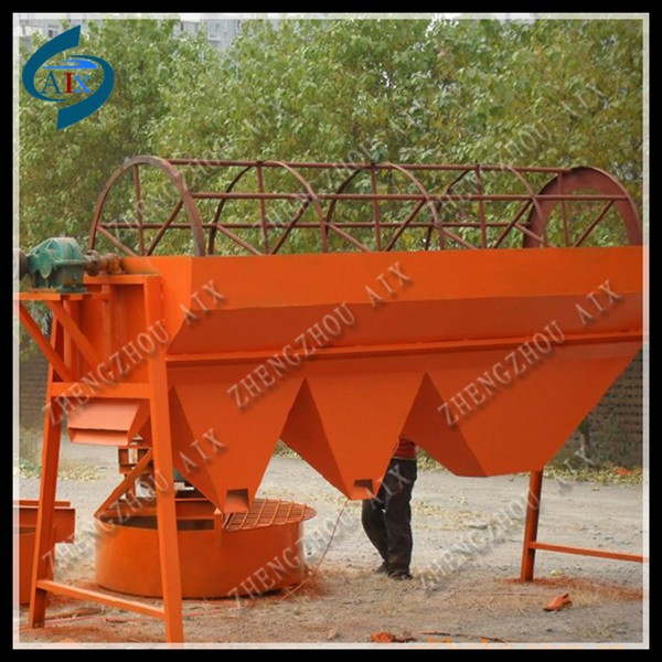China supply factory price fertilizer sieving machine