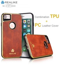 Anti-shock TPU + PC mobile phone case for alcatel pop 4s
