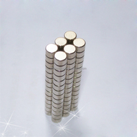 Fast Delivery Strong Magnetic Any Sizes Cheap Disk n33-n52 Neodymium Magnet