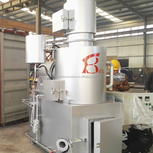Diesel Oil Burner, animal solid waste incineration machine, dual chambers fully burning plant