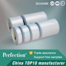 Disposable Autoclave Sterilization Roll for Surgical Dental and Medical Instrument