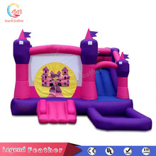 Hot Sale Commercial Inflatable Combo Bouncers / Bouncy Castle With Slide