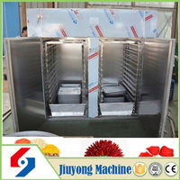 2016 newest design tray type conveyor dryer screen printing