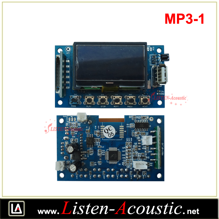 New Style USB MP3 Decoder Module with Bluetooth 4.0