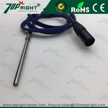 Heater Stick Low Watt Density Cartridge Heater Waterproof Immersion Cartridge Heater with high quality